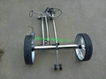 Wireless Remote Control stainless steel Golf Trolley 10