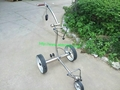 Wireless Remote Control stainless steel Golf Trolley 15