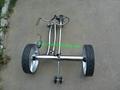 Wireless Remote Control stainless steel Golf Trolley easy control golf trolley 16