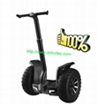 Off-road two wheels balancing electric scooter segway auto electric chariot