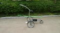 Stainless steel remote golf trolley, remote control golf trolley 3