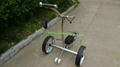 Stainless steel remote golf trolley, remote control golf trolley 4