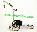 X2R Fantastic remote golf trolley,150 meters remote distance, fantastic remote 3