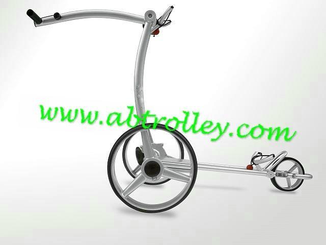X2R Fantastic remote golf trolley,150 meters remote distance, fantastic remote 4