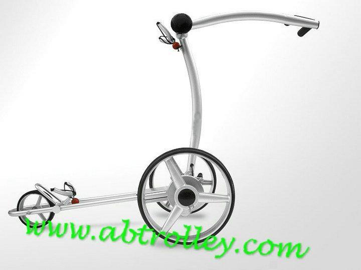 X2R Fantastic remote golf trolley,150 meters remote distance, fantastic remote 5