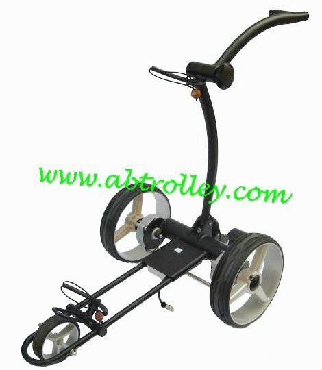 X2R Fantastic remote golf trolley,150 meters remote distance, fantastic remote 10
