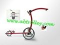 X2R Fantastic remote golf trolley,150 meters remote distance, fantastic remote 9