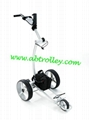 X2R Fantastic remote golf trolley,150 meters remote distance, fantastic remote 14