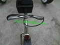Patented finest light stainless steel electric golf trolley 14