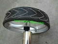 Patented finest light stainless steel electric golf trolley 19