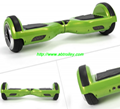 CE certification two wheels self balancing scooter with LED light