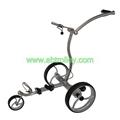High Grade Stainless steel Golf Trolley
