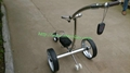 Patented Wireless Remote Controlled stainless steel Golf Trolley, TOP SALES 12