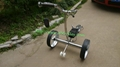 2019 Wireless Remote Controlled stainless steel Golf Trolley 7