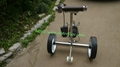 2019 Wireless Remote Controlled stainless steel Golf Trolley 12