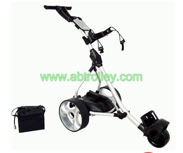 601R amazing remote golf trolley, powerful remote function 3