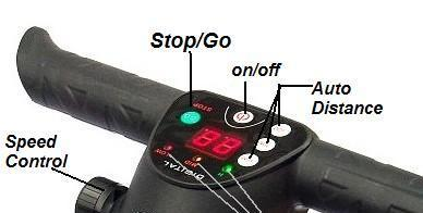601R amazing remote golf trolley, powerful remote function 4