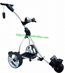 601R amazing remote golf trolley, powerful remote function