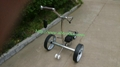 Remote control Electric Stainless steel Golf Trolley of double quite motors 11