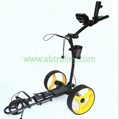Fantastic electric golf trolley