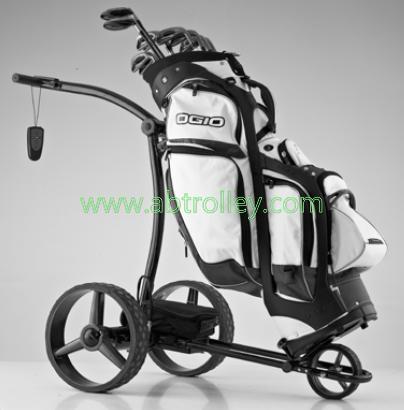 X3R fantastic remote golf trolley 1