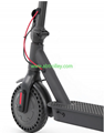 8 inch tires mini speedway brushless 48v lithium light electric folding scooter