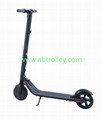 Hot manufactory wholesale electric aluminium scooter electric scooter 5