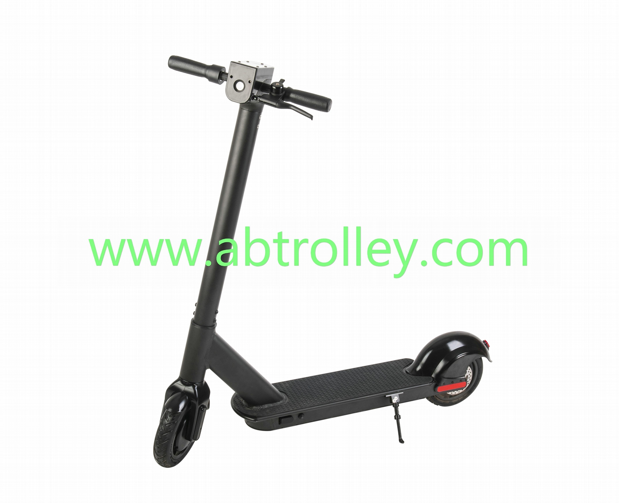 8.5 inch Sharing electric scooter powerful with two wheel folding 1
