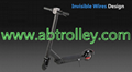 8.5 inch Sharing electric scooter powerful with two wheel folding 5