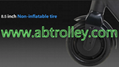 8.5 inch Sharing electric scooter powerful with two wheel folding
