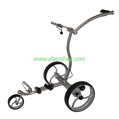 Noble 009R remote stainless steel golf trolley electric golf caddy