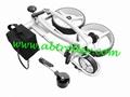 X3R Fantastic remote control golf trolley with lithium battery, tubular motors 3