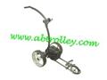 X3R Fantastic remote control golf trolley with lithium battery, tubular motors
