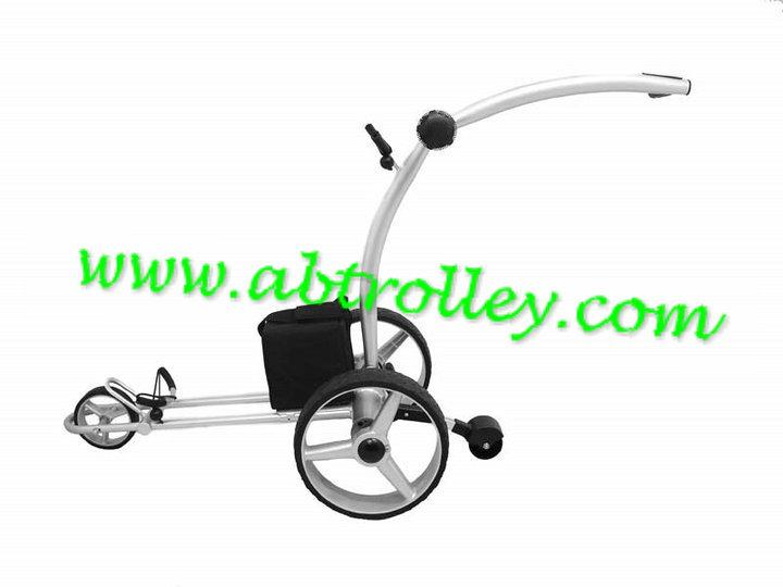 X3R Fantastic remote control golf trolley with lithium battery, tubular motors 6