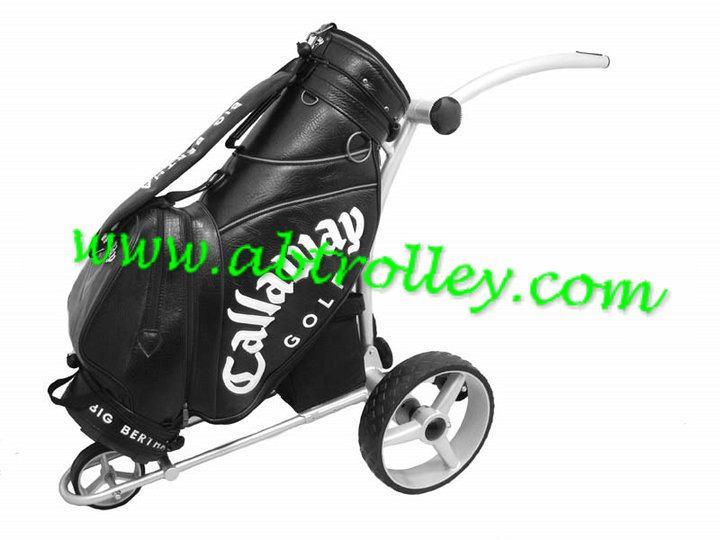X3R Fantastic remote control golf trolley with lithium battery, tubular motors 8