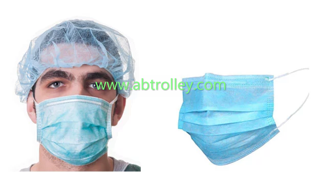 3-Ply Disposable Face Mask CE approved 3