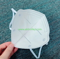 FFP2 N95 KN95 5-Ply disposable safety CE FDA APPROVED protection mask 4
