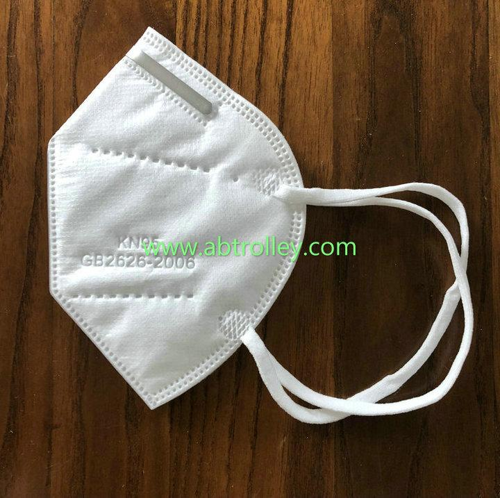 FFP2 N95 KN95 5-Ply disposable safety CE FDA APPROVED protection mask 5