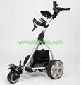 S1T2 sports electric golf trolley(black,