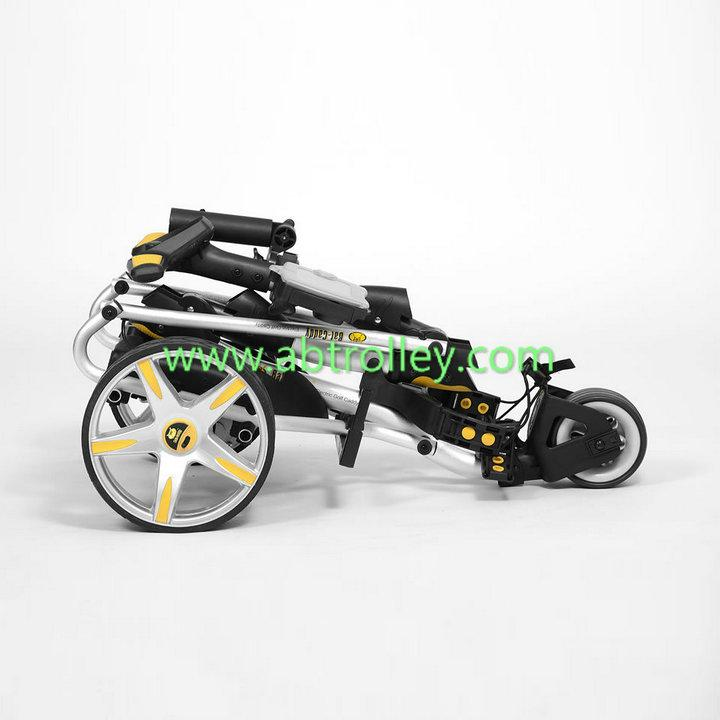 S1T2 sports electric golf trolley 11