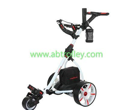 S1T2 sports electric golf trolley 14