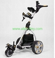 S1T2 sports remote golf trolley(black, white, red are available) 3