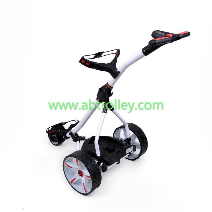 S1T2 sports remote golf trolley(black, white, red are available) 8