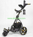 S1T2 sports remote golf trolley(black, white, red are available) 14