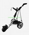 P1 digital sports electric golf trolley(black, white, red are available)