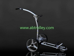 X3E fantastic electrical golf trolley quick took apart model