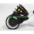 S1T2 sports remote golf trolley tubular motors lithium battery 10