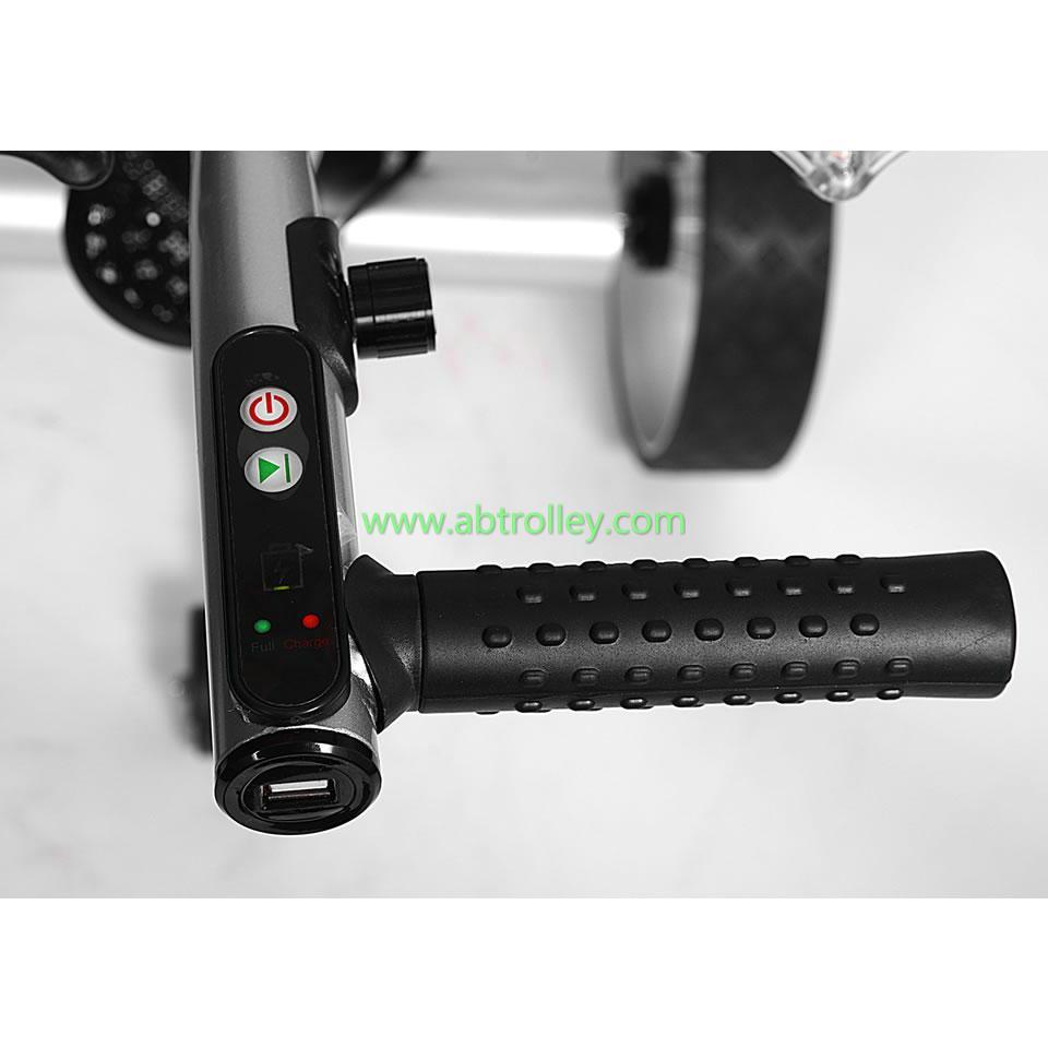 X4R fantastic remote golf trolley sports model 9