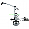 Germany Designer Hot Electric Remote push Golf Trolley Golf Cart 3