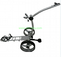 Germany Designer Hot Electric Remote push Golf Trolley Golf Cart 4